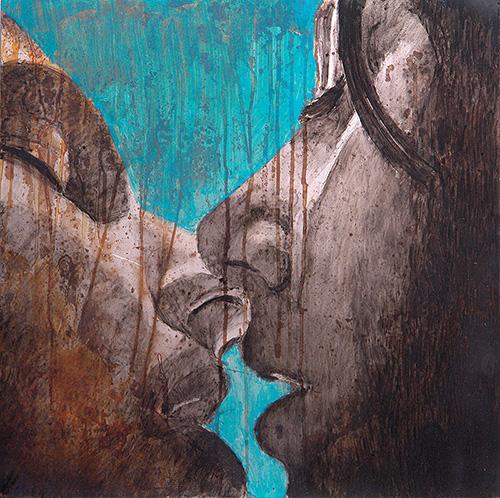 Rusty kiss